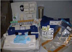 Hardware Kits for the ISS Nutrition Experiment (SMO 016E)