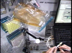 Urine Collection on the ISS