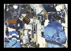 Experiment Operations Inside the Spacelab Module