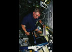 Life and Microgravity Spacelab (LMS) Payload Operations, Hand-Grip Dynamometer (HGD) operations