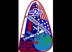 ISS Expedition Two Patch