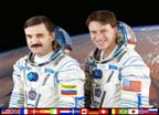 ISS Expedition Eight Crew Portrait