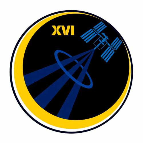 ISS Expedition 16 Crew Patch