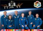 ISS Expedition 21 Crew