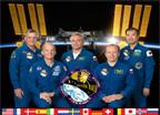 ISS Expedition 22 Crew
