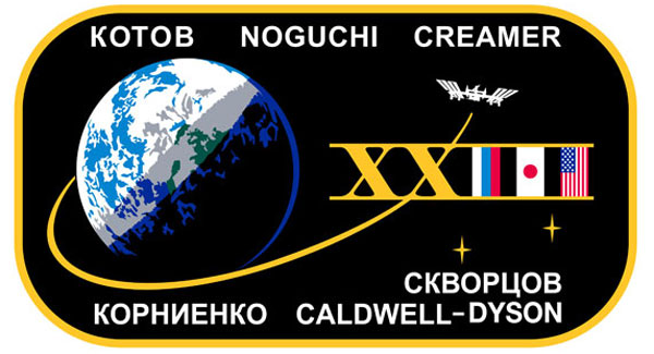 Expedition 23 Crew Patch