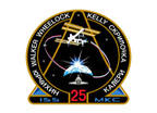 ISS Expedition 25 Crew Patch