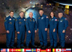 ISS Expedition 25 Crew