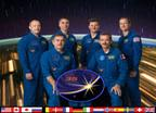 ISS Expedition 35 Crew Portrait