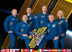 ISS Expedition 36 Crew Portrait