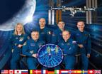 ISS Expedition 37 Crew Portrait