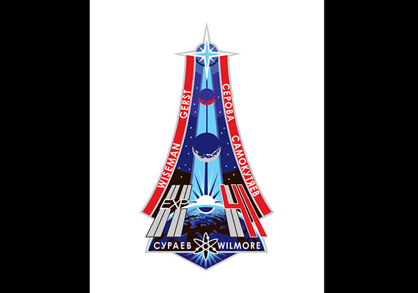 ISS Expedition 41 Crew Patch