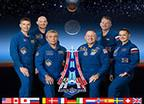 ISS Expedition 41 Crew Portrait