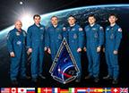 Expedition 45 Crew Portrait