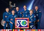 Expedition 50 Crew Portrait