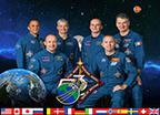 ISS Expedition 53 Crew Portrait