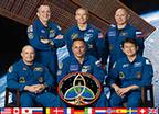Expedition 55 Crew Portrait