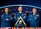 Expedition 57 Crew Portrait