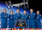 Expedition 59 Crew Portrait