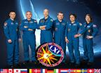 Expedition 61 Crew Portrait