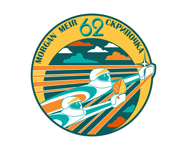 Expedition 62 Mission Patch