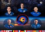 Expedition 63 Combined Crew Portrait