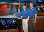 ISS Expedition 26 Crew Portrait