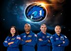Expedition 64 Crew Portrait 3