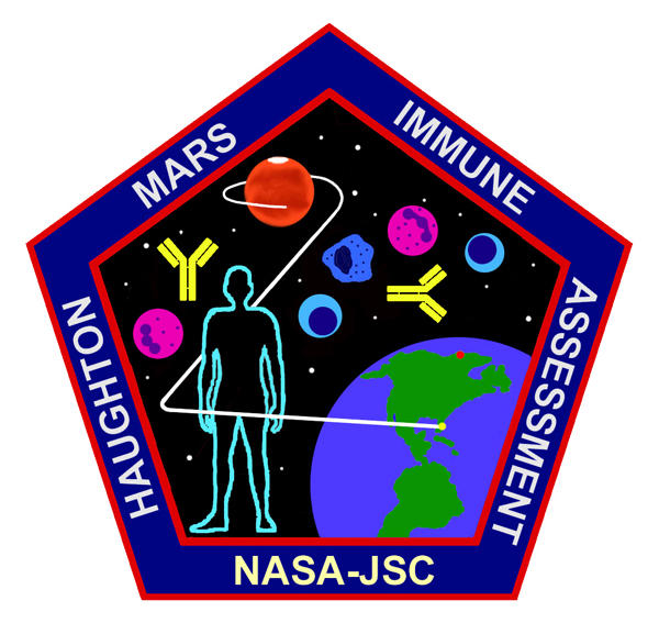 HMIA Mission Patch