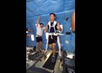 SLD Ground Operations on Treadmill