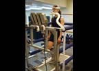 Exercising on the Treadmill with Vibration Isolation and Stabilization (TVIS) While Testing Metabolic Rate