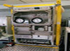 Full View of Microgravity Science Glovebox (MSG)