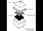 Microbial Ecology Evaluation Device (MEED) film cuvette assembly