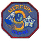 Mercury 9 Crew Patch