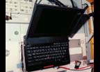 Mir Interface to Payloads System (MIPS)-2L Laptop Computer