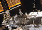 Solar Alpha Rotary Joint Extravehicular Activity