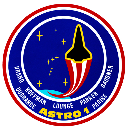 STS-35 Crew Patch