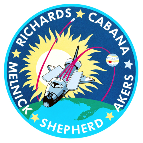 STS-41 Crew Patch