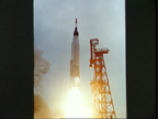 Launch of the Mercury 7 Mission
