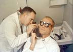 Medical Tests Performed on Astronaut