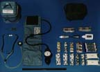 Inflight Medical Equipment Kit