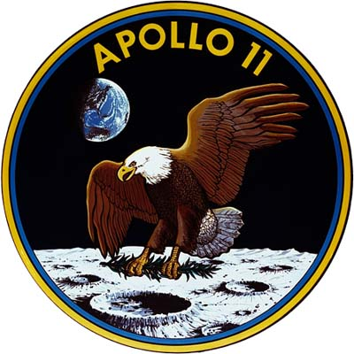 Apollo 11 Crew Patch