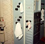 Skylab Washcloth and Towel Hangers
