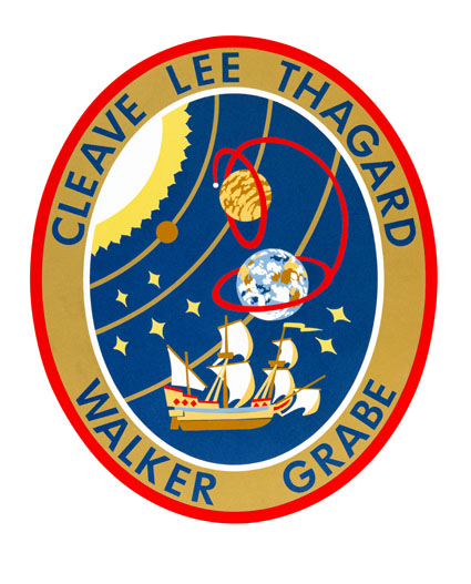 STS-30 Crew Patch