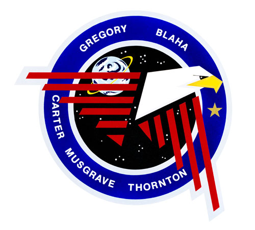 STS-33 Crew Patch