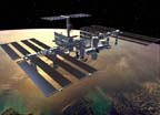 Artist's Concept of the International Space Station