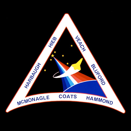 STS-39 Crew Patch