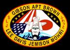 STS-47 Crew Patch