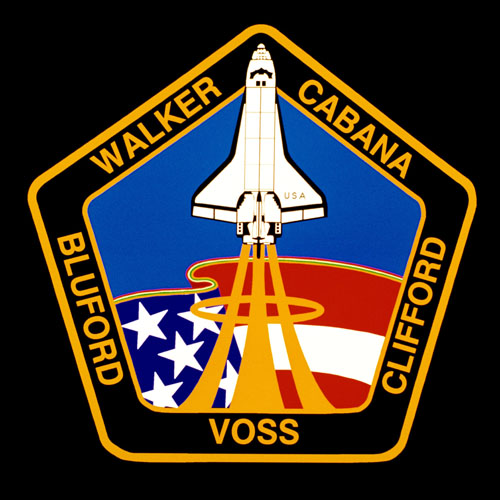 STS-53 Crew Patch