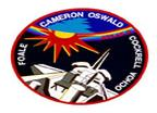 STS-56 Crew Patch